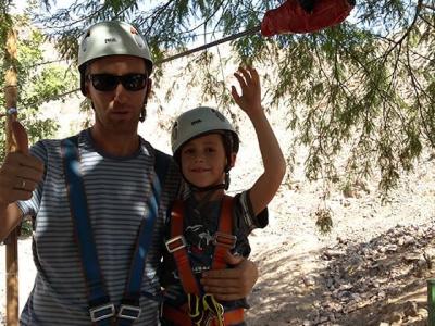 פעילות אתגרית באילת לכל המשפחה